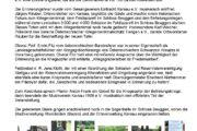 Stadtmitteilung Rheinfelden