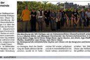 Clisson Besuch
