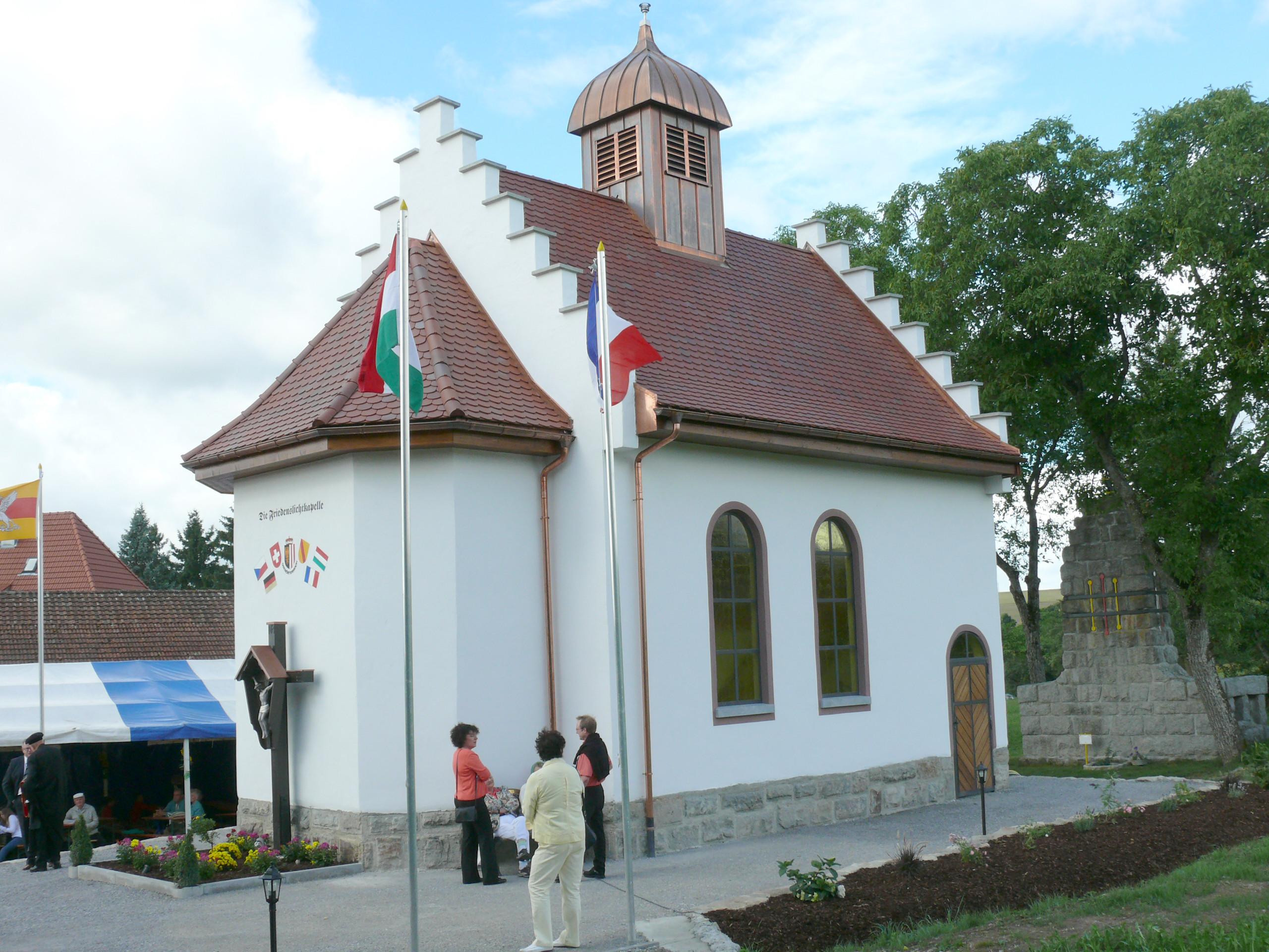 Friedenslichtkapelle